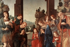 New Triptych at Holy Nativity